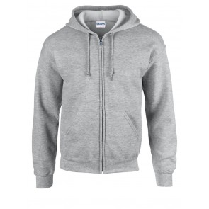 HB Zip Hooded Huppari