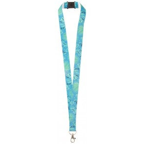 Subyard Zero Safe Custom Sublimation Lanyard