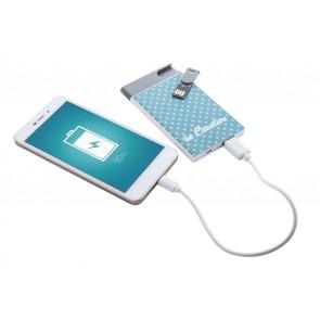 Spencer USB-voimapankki ja muistitikku