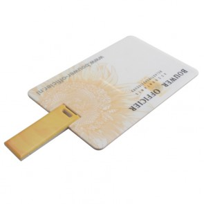 Muistitikku Credit Card 4GB